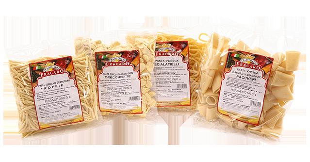 Pastificio Fracaro Arzignano Vicenza - Pasta semola grano duro